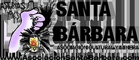Asociación Cultural Y Minera Santa Bárbara logo